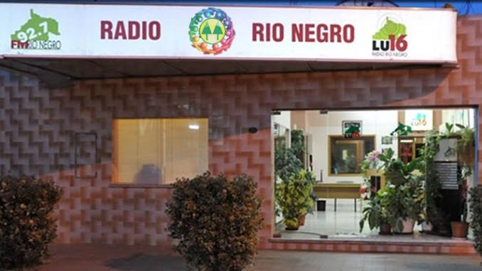 LU 16 RADIO RIO NEGRO